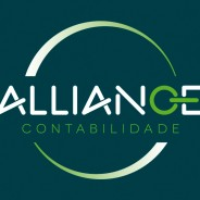 Redesenho da marca Alliance Contablidade