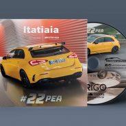 CD promocional para Itatiaia Mercedes-Benz