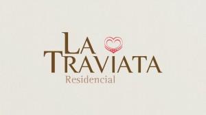 Marca criada para o Residencial La Traviata - da Tonus